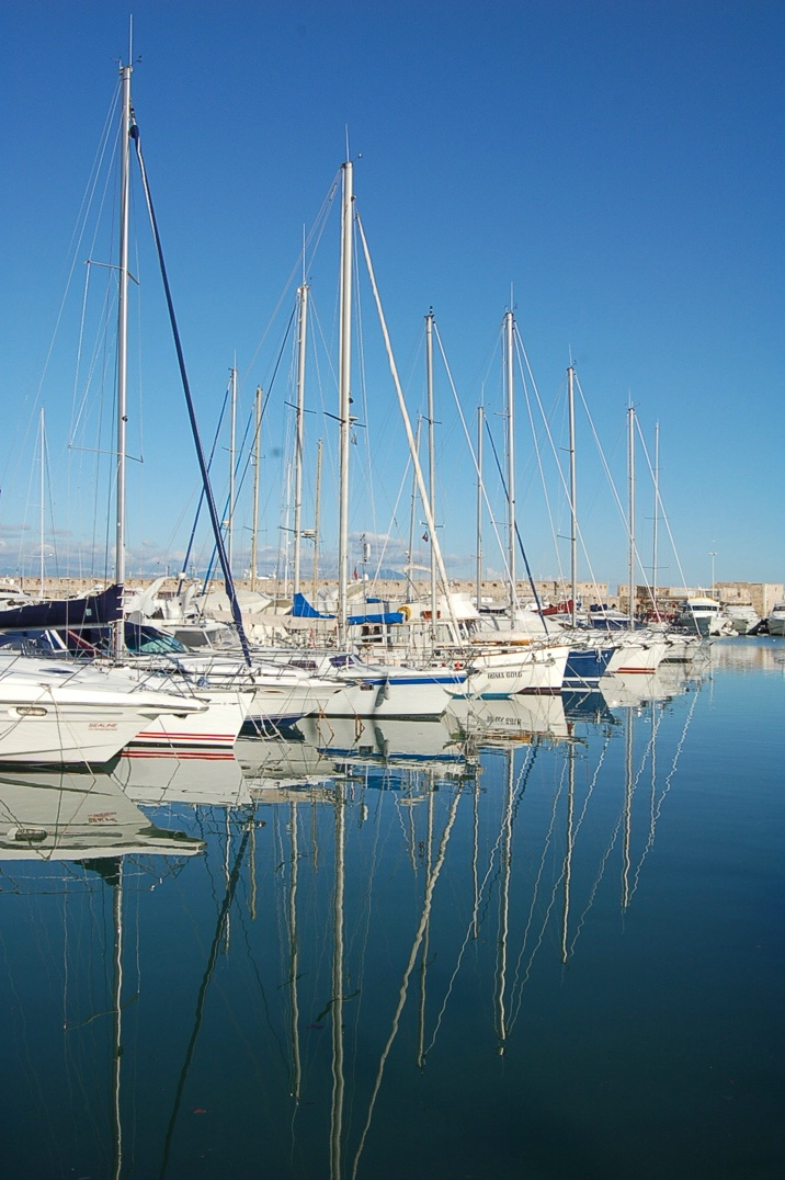 Antibes is 45 minutes drive and a lovely place to visit. Take a stroll round the impressive harbour and explore the old town. We can recommend a few restaurants to get the most from your day.
